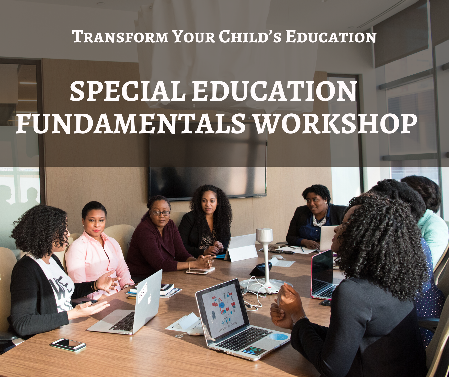 Special Education Fundamentals Workshop