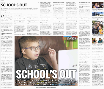 School's Out Article